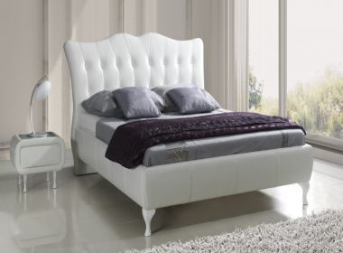 The choice of a comfortable bed to sleep is so important when furnishing a flat.