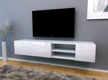 How to choose a rtv cabinet to interior style