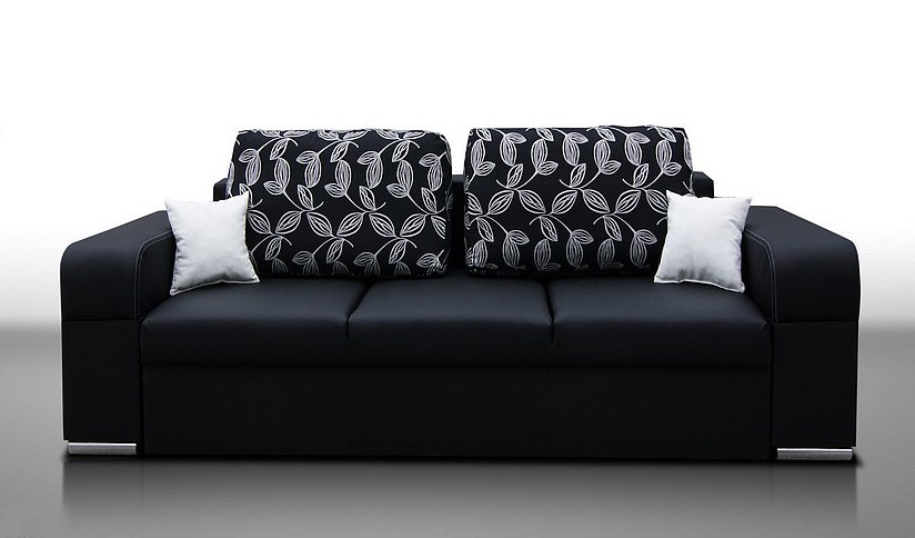 BELLA - Fabric modern sofa