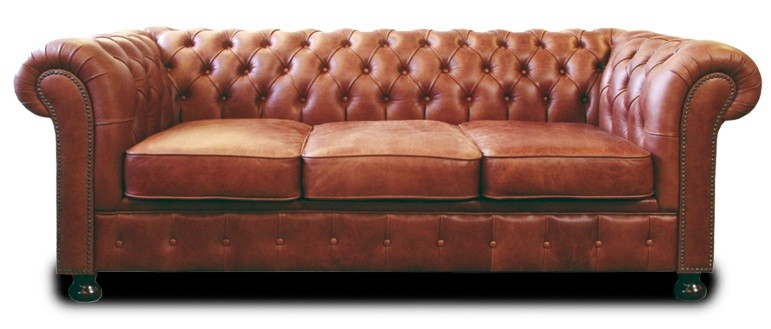 Lord - 2 seater faux leather sofa