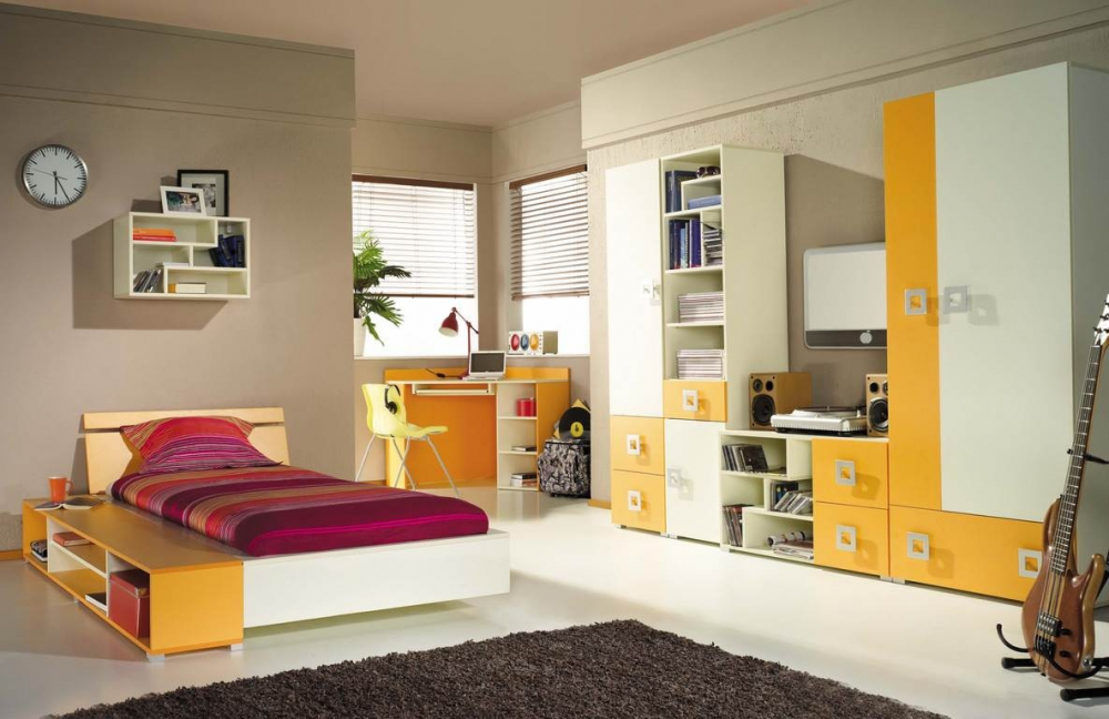 Melisa A - modern kids furniture