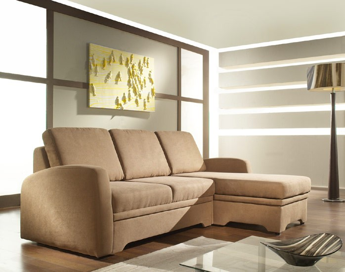 IMPULS - affordable corner sofa