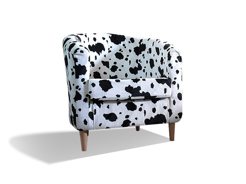 ROYAL ANIMAL - Comfortable modern armchair