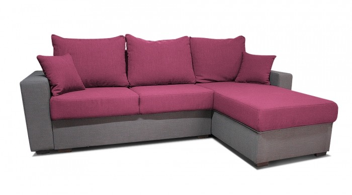 Filipa - modular corner sofa bed