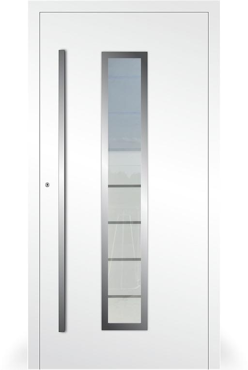LIM AP01 - aluminum glass front door