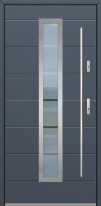 Fargo 12C - modern front door