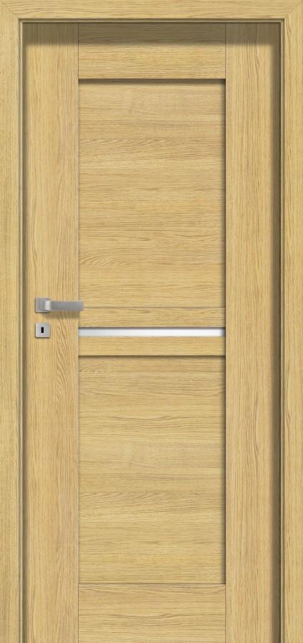Plano SEM LUX - modern interior door