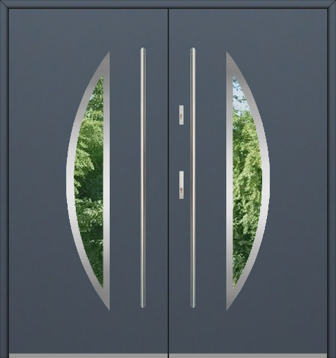 Fargo 22 double - external french door