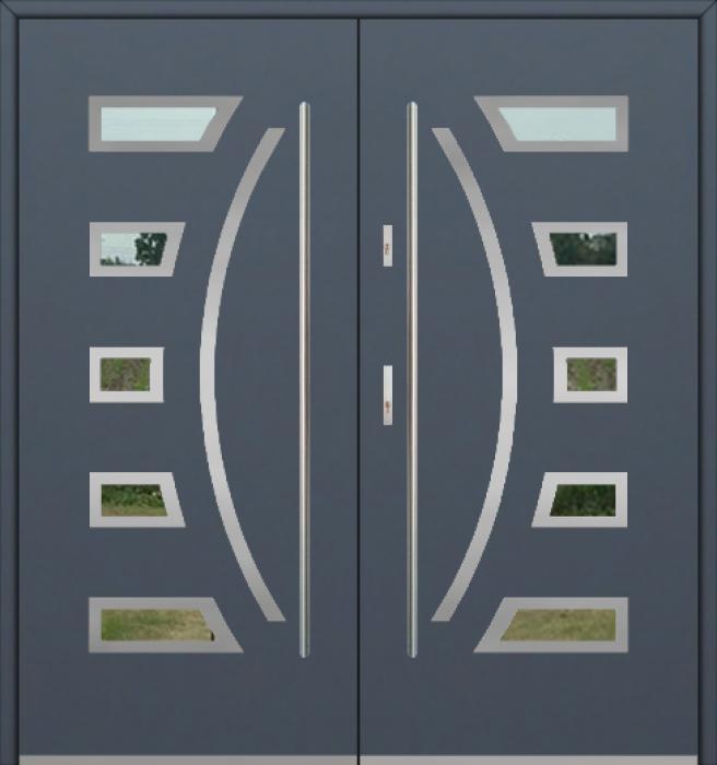 Fargo 23 double - external french door