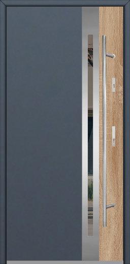 Fargo 25A DUO - two colours single front door