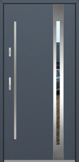 Fargo 25B - front single door