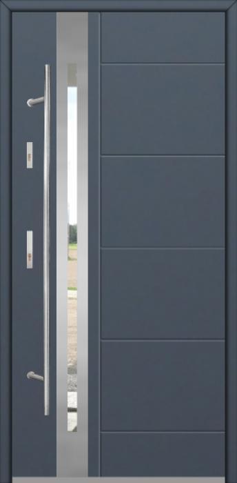 Fargo 25C - modern front door