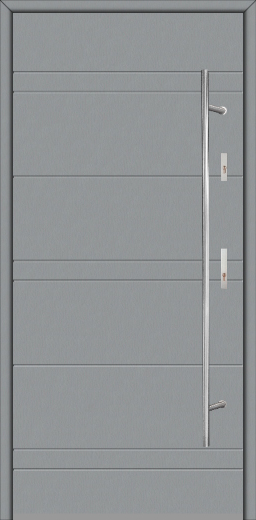 Fargo 26 E - stainless steel door