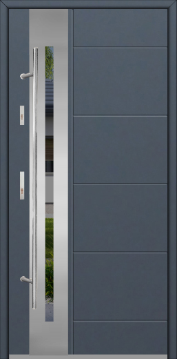 Fargo 26H - contemporary front door