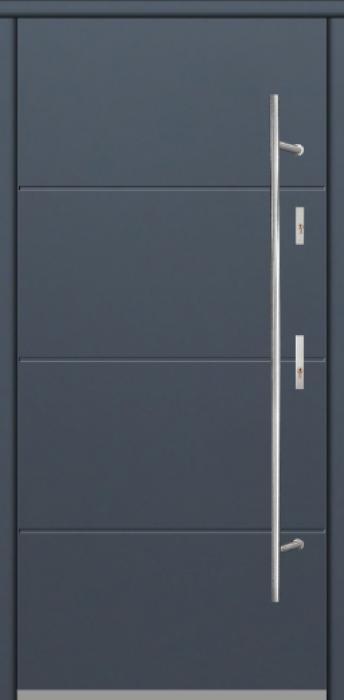 Fargo 26 I - simple front door