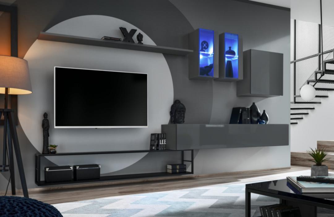 Shift M1- hanging tv cabinet