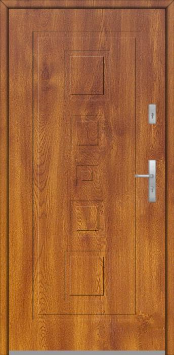 Fargo 28 - simple entry door