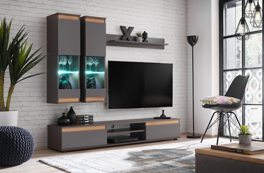 Asmod - tv entertainment center