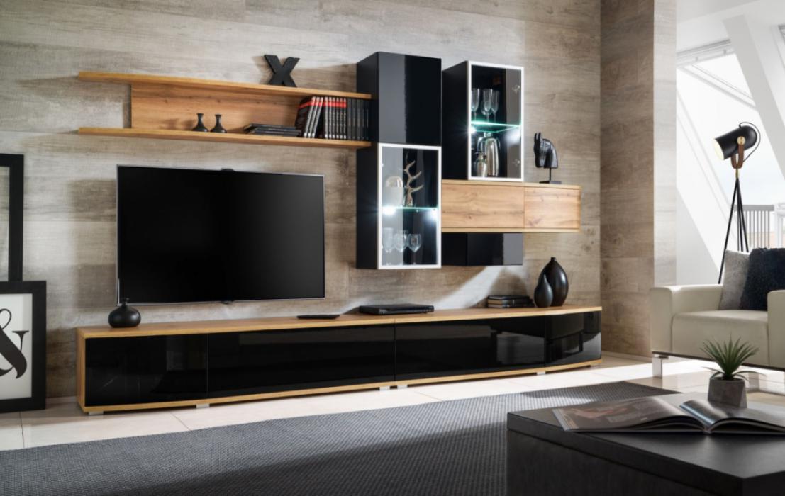 Asman -  tv wall cabinet