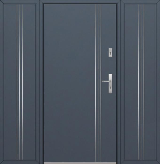 Fargo 32A T - external door with side panels