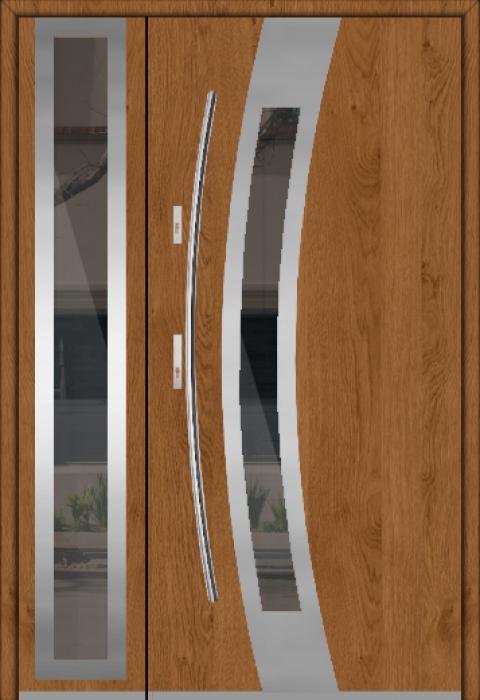 Fargo 38A DB - external door with side panel