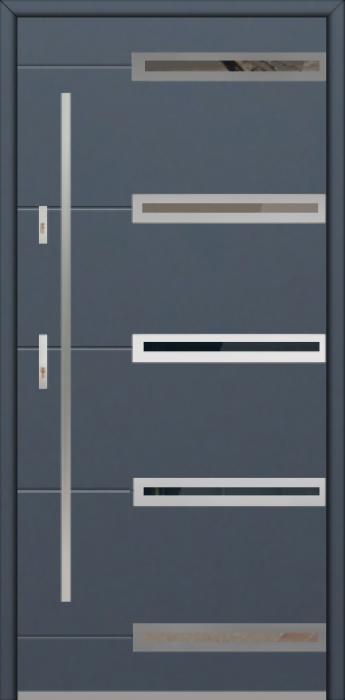 Fargo 39 - modern front door