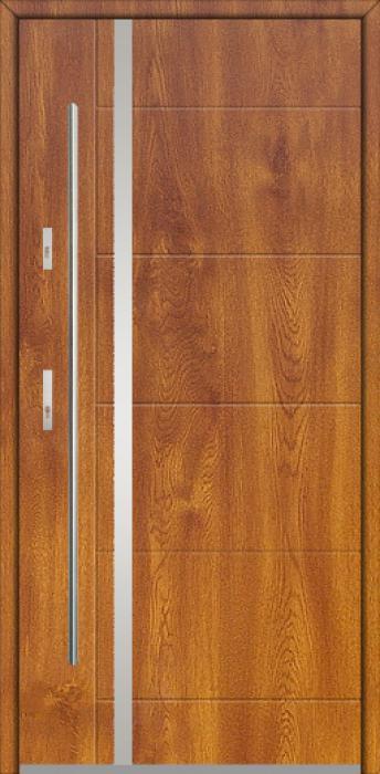 Fargo 41A - contemporary single front door