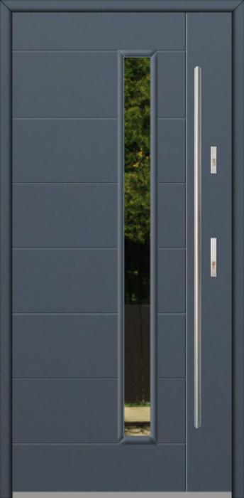 Fargo 42 - external front single door