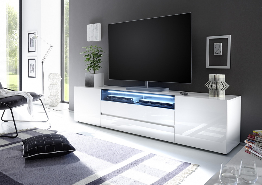 Vicenza 203 - Lowboard TV Stand