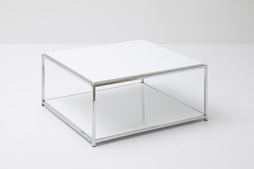 Isa - white coffee table