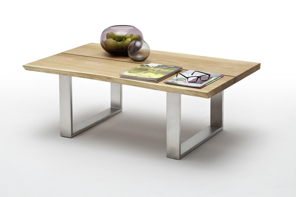 Sandro - oak living room coffee table