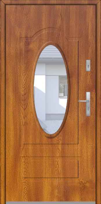 Fargo 8 - designer security door