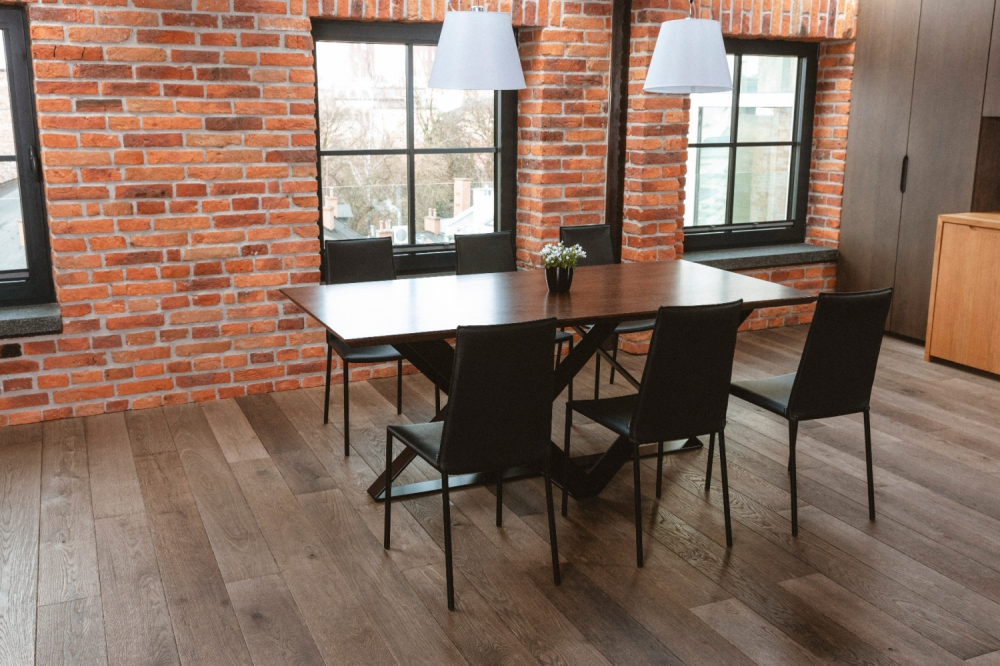 ZAFF 01 - wooden dining table