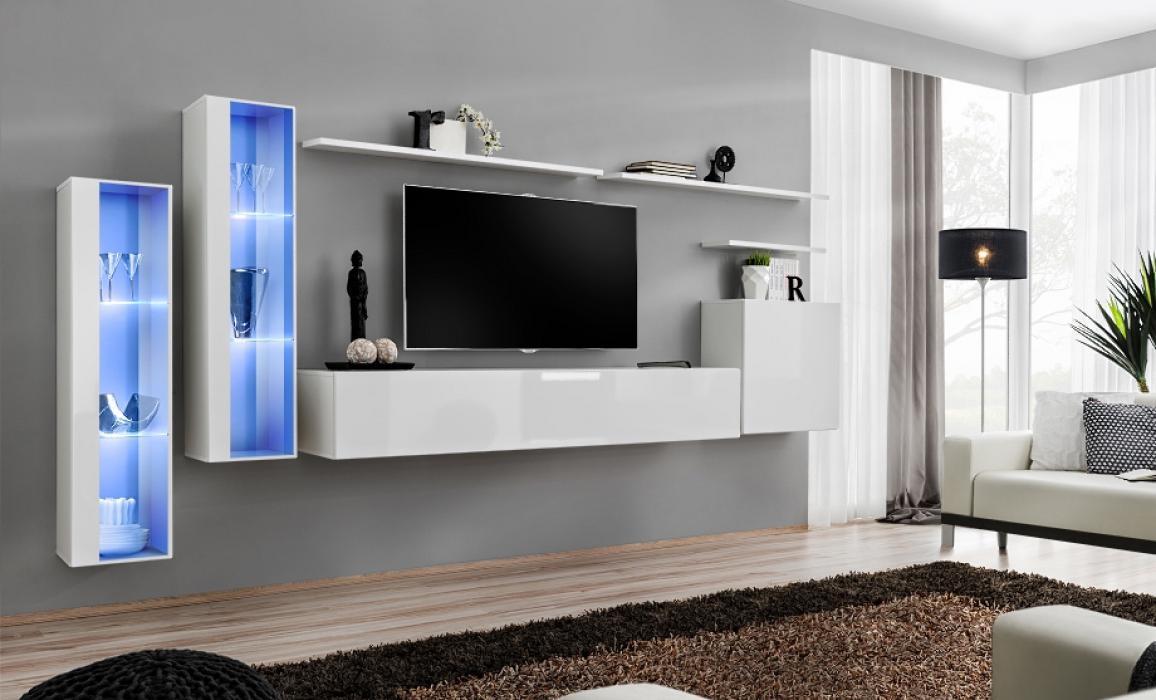 Shift 11- entertainment wall units