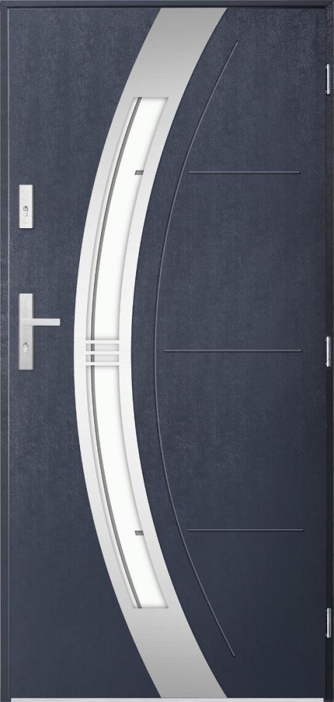 Sta Andromeda single external door