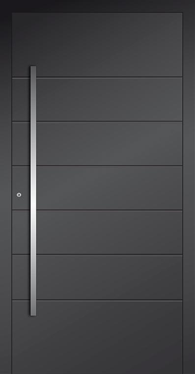 LIM AP05 - aluminium front door