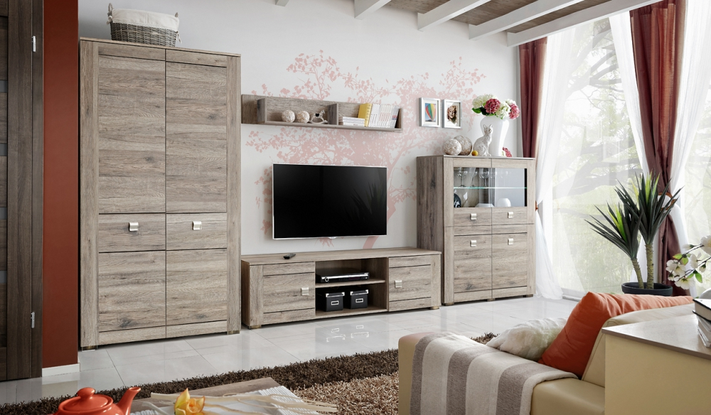 PIRMONT - affordable entertainment center