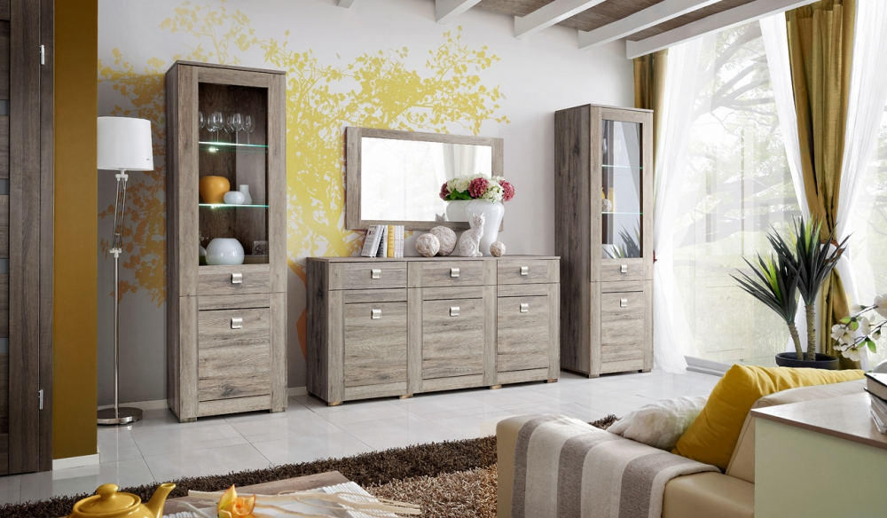PIRMONT II - contemporary tv stands