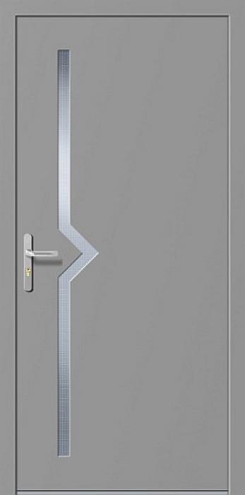 LIM Impuls - aluminium front doors for homes