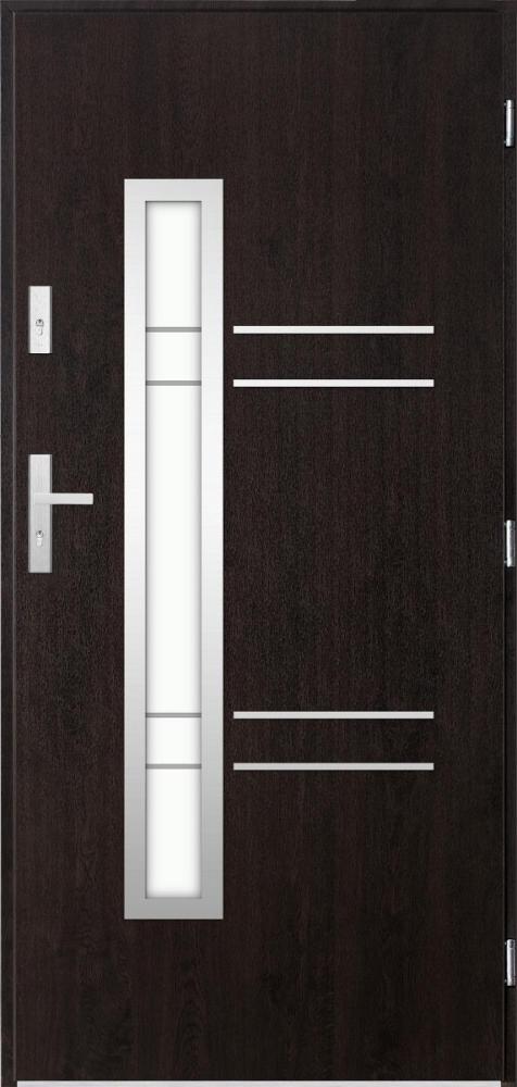 Sta Avila - external front doors