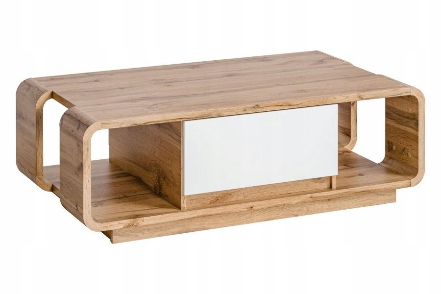 Skanso - oak coffee table
