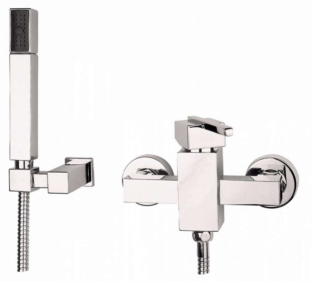 DE- Cubic 70 - bathroom vanity faucets