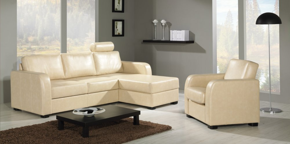 CAPRI - affordable corner sofa