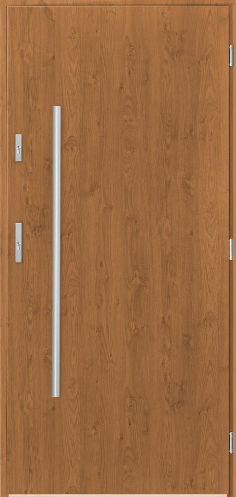 Sta Columb - solid front door