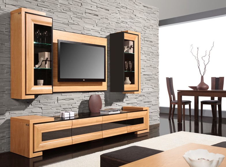 Corin 1 - entertainment center cabinet