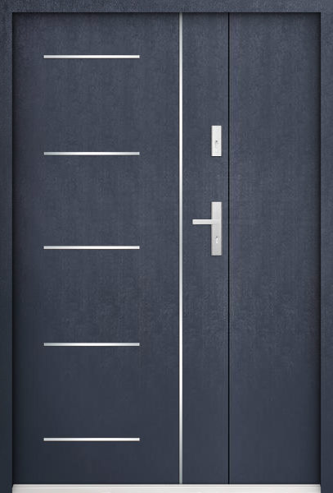 Sta Cortez Uno - solid exterior door