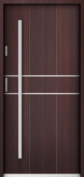 Sta Darwin - exterior front entry door