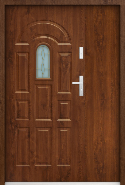 Sta Elara Uno - external entrance door