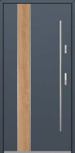Fargo Fi01D - steel external front door