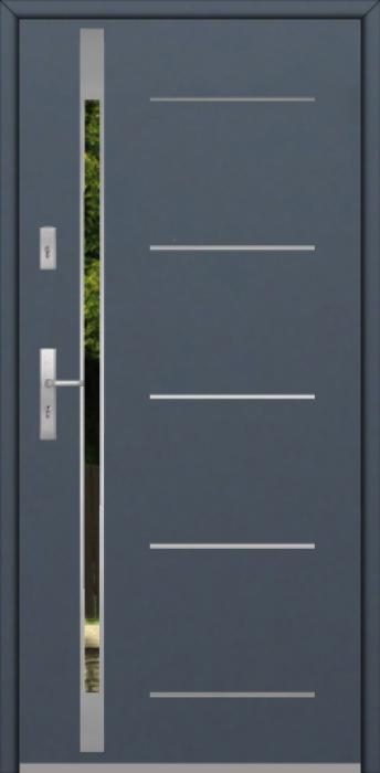 Fargo Fi05E - exterior front entry door